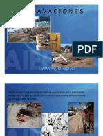 3 Excavaciones