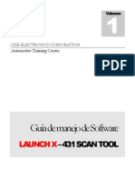 Manual de Actualizacion Por Internet X431