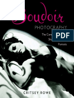 Boudoir Photography by Critsey Rowe - Excerpt