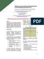 Aplicação OPM3 Petrobras