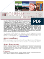 MIT Undergraduate Research Journal