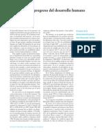 PNUD; Estado y Progreso Del Desarrollo Humano