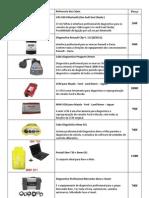 Lista Material