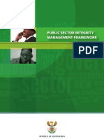 Integrity Management Framework