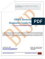 Working With OBIEE Answer Part III