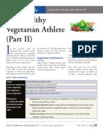Healthy Vegetarian Part 2