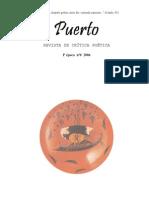 Revista Puerto, nº 0