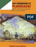 Ciências Humanas e Complexidades - Rogério Lustosa Bastos-www.LivrosGratis