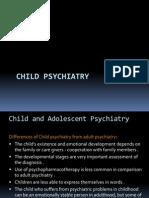 Child Psychiatry New