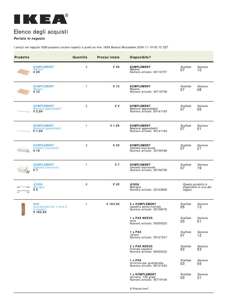 Pax Struttura Per Guardaroba.Armadio Ikea