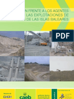 Polvo y Ruido en Excavaciones