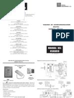 TDS-512 Manual de Instalacion