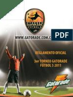 Torneo Gatorade 2011