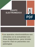Equipo electromedico