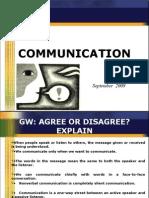 Communication 9