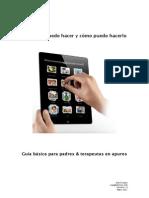 Guía básica iPad