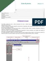 Aprendiendo Access 2000 - Practico 1