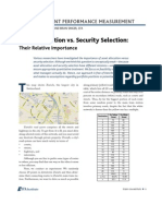 Asset Allocation vs Security Selection - Ipmn.v2011.n1