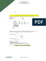 Cálculo transformador de puesta a tierra