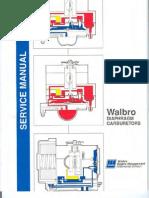 Walbro Service Manual
