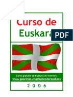 Curso de euskera - ¡¡¡¡ Muy bueno !!!!ZZ