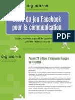 Guide Du Jeu FB Pour La Communication