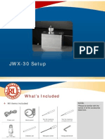 Roland JWX-30 Set Up