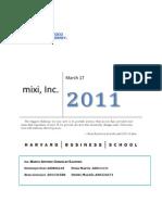 Mixi Inc - Final