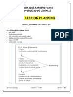 CLIL Lesson Planning - Materials