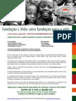 Corrida de Toiros 13.10.2011 a favor da Fundação L Vida