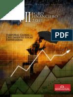 VII Foro Financiero 2011 - 17 de Noviembre