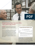 Romney Strengthening Latin American Allies and Confronting Tyrants