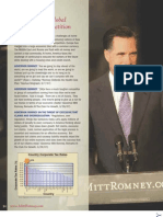 Romney Winning the Global Economic Competition