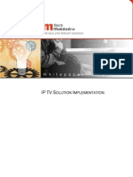 NGN IP TV Solution Implementation