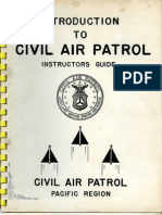 Introduction to Civil Air Patrol - Instructors Guide