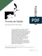 Árvores da Saúde - conversa com Pierre Lévy