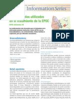 MEDICAMENTOS EPOC