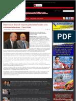 07-10-11 Debemos Dotar de Mayores des Fiscales a Las Entidades Federativas