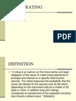Credit Rating