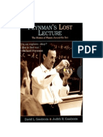 Feynman's Lost Lecture-The Motion of Planets Around the Sun