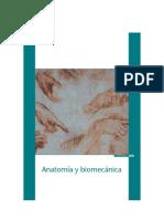 Anatomia y Biomecanica Lesiones Deportivas
