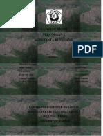 laporan praktikum fisika dasar (KONSTANTA RESISTANSI)
