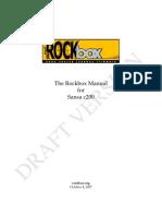 Rockbox Manual