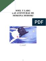 Soel y Larg - Las Aventuras de Mokona Modoki