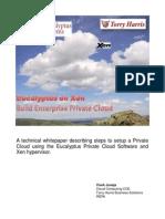 Private Cloud Whitepaper EucOnXen