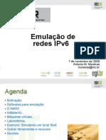 emulacao-netkit-IPv6