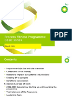 Process Fitness March06