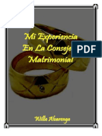 Consejeria Matrimonial Por Willie Alvarenga