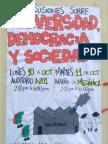 Espacio Discusiones Sobre Universidad Democracia y Sociedad