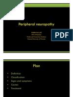 Peripheral Neuropathy-Kabera Rene